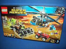LEGO 76054 DC Comics Super Heroes BATMAN SCARECROW HARVEST OF FEAR sealed new