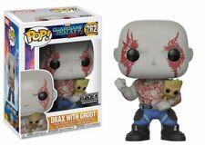 Drax and Groot Guardians of the Galaxy Vol. 2 POP! Marvel #262 Vinyl Figur Funko