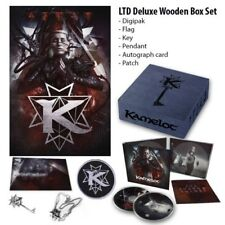 KAMELOT-The Shadow Theory/Limited Edition Deluxe Wooden Boxset AUTOGRAPHED