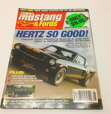 Mustang and Fords Magazine - August 2007
