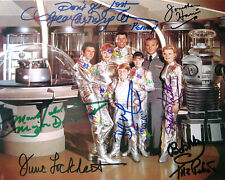 Lost In Space -Rare Cast Vintage Autographed Signed Photo Reprint