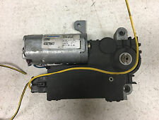 1998 1999 2000 2001 2002 SAAB 9-3 93 SUNROOF MOONROOF MOTOR OEM