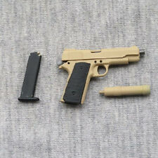 "1/6 Scale Weapon M1911 Gun Model Toys F 12"" Action figure Hobbies toy Collection"