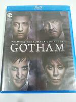 Gotham Première Saison 1 Complète - 4 X Blu-Ray Espagnol Anglais Brésilien