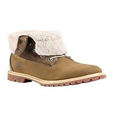 Timberland Auth Teddy Fleece WP Women Taupe 2015 braun 39