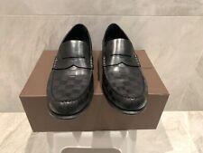 Louis Vuitton Damier infini dress shoes
