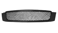 CADILLAC DEVILLE 2000 01 02 03 04 2005 GLOSS BLACK MESH STYLE REPLACEMENT GRILLE