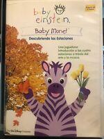 BABY EINSTEIN DVD BABY MONET DESCUBRIENDO ESTACIONES THE WALT DISNEY COMPANY AM