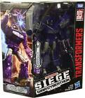 Transformers Generations War for Cybertron Siege Leader Class WFC-S14 Shockwave