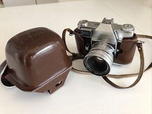 Kodak Retina Reflex III mit Schneider-Kreuznach Retina-Xenon 1.9 50