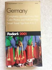 Germany (Fodor's Guide 2001)