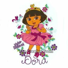Princess D?ra - DIY Iron On Glitter T-Shirt Heat Transfer - NEW