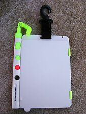 Scuba Diving 2 PAGE SLATE dive PLAN deco times INSTRUCTOR notes WRECK tech mixes