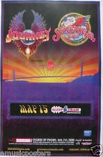 "Journey / Steve Miller Band/ Tower Of Power ""2014 Tour"" San Diego Concert Poster"