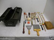 1x Werkzeugkiste Maler mit Werkzeug Kiste ex BW Bundeswehr (ML4)