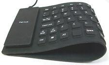Arbor Gladius G0820 Tablet External Flexible USB Keyboard, Water-Resistant!