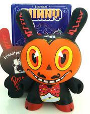 "Dunny 3"" 2009 Series Brandt Peters El Diablo Rare Chase 1/100 Kidrobot Toy Vinyl"