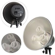 Kit d'éclairage Professionnel CY25WTRIO 450W Illuminateur Lumière Jour +3 Lampes