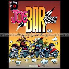 BD Moto ★ JOE BAR TEAM ★ Tome 3 (Fane) - Editions Vents d'Ouest (1995)