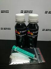 Ink 200ml Refill Black For- HP HP 4524 Envy 302 301