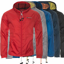 Geographical Norway Herren Regen Jacke Übergangs Windbreaker Outdoor Regenjacke