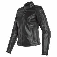 New Dainese Nikita 2 Leather Jacket Women's EU 40 Black #253381400140