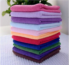 Wholesale 100* Car home Microfiber Cleaning Towel Wahsing Hand Towels Wash