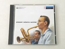 PEPPER ADAMS QUINTET - CD JAPAN 1991 TOY'S FACTORY RECORDS - NO OBI - NM/NM