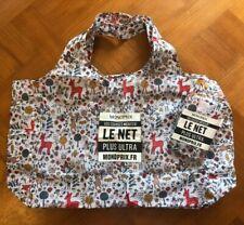Monoprix French Shopping Bag - Happy Nature Design