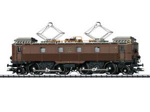 """TRIX 22899 H0 Locomotiva elettrica SBB Be 4/6 12305 """"Stängelilok"""", ep II, sound"""
