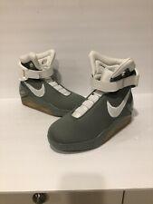 OFFICIAL BACK TO THE FUTURE universal Light Up Air Mag Shoes Adult Size 7 US