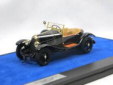 """Matrix 1913 Bugatti Type 18 Sports Two-Seater """"Black Bess"""" Louwman Museum 1:43"""