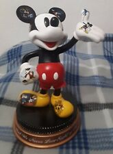 The Bradford Exchange Disney 'Mickey Mouse's Magical Moments