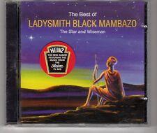 (HG958) Ladysmith Black Mambazo, The Star & Wiseman - 1998 CD