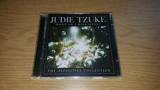 JUDIE TZUKE - MOON ON A MIRRORBALL - DEF. COLLECTION (33 TRK 2xCD) (SIGNED CD)