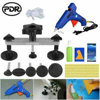 PDR Kit de Réparation Carrosserie Dent Débosselage Bridge+Pistolet À colle Outil