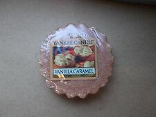 Vanilla Candle Tarts