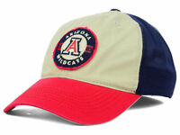 Arizona Wildcats NCAA Top of the World Flex Fitted Mesh Cap Hat - Size: M/L
