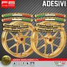 Adesivi Stickers Kit MARCHESINI FORGED ALLUMINIUM RACING SUZUKI YAMAHA HONDA KTM