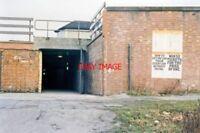PHOTO  1989 MILES PLATTING RAILWAY STATION ENTRANCE 1989 GRIM ENTRANCE IN A PRET