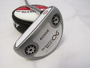 "2021 Odyssey White Hot OG Rossie 35"" Putter Stroke Lab Putter Shaft W/Headcover"