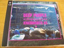 DEEP PURPLE KNEBWORTH 85  DCD