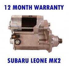 Subaru Leone MK2 Mk II 1.8 1984 1985 1986 1987 1988 - 1992 Anlasser