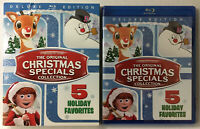 The Original Christmas Specials Collection (Blu-ray  NEW Sealed See Pictures!)