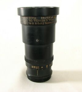 Eymax Telephoto Type-V 6 Inch F4.5 Lens Bell & Howell