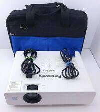 Panasonic LW280 WXGA projector *Tested