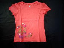 tee-shirt orange MARESE 10 ans - NEUF jamais porté, juste lavé