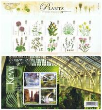 plants uk species in recovery stamps presentation pack