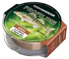 Cormoran Profiline Zielfischschnur monofile Angelschnur Forelle 0.22 450m 4,4kg