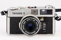 Canodate E Sucherkamera Kamera mit 40mm 1:2.8 Optik